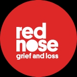 red nose grief and loss